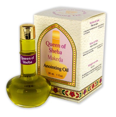 "Eau de Parfum ""Scents of the Bible"" Queen of Sheba"