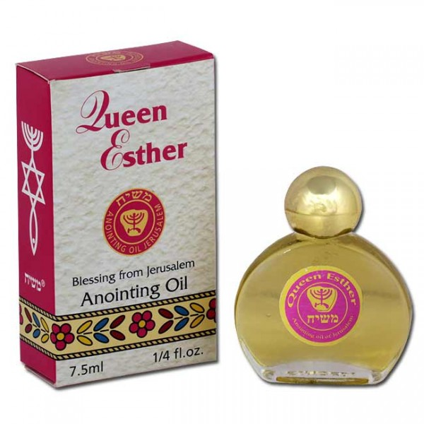 Salböl Queeen Esther, 8 ml