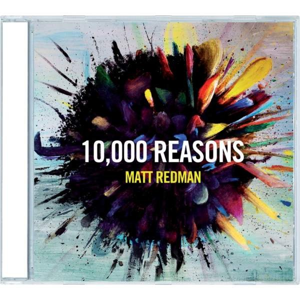CD Matt Redman 10.000 Reasons