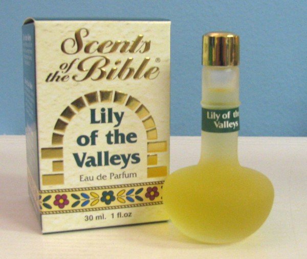 "Eau de Parfum ""Scents of the Bible"" Lily of the Valleys"