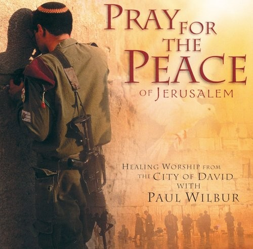 CD - Pray for the Peace of Jerusalem