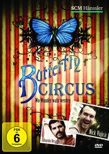 Butterfly Circus - DVD