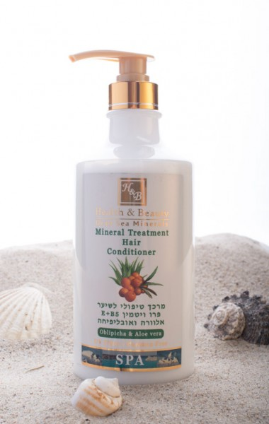 Health & Beauty - Mineral Conditioner angereichert mit Aloe Vera und Sanddornöl