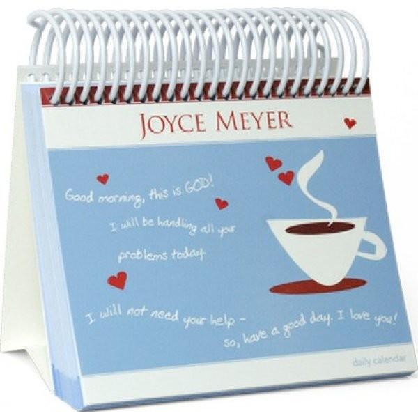 Joyce Meyer: Guten Morgen - Kalender