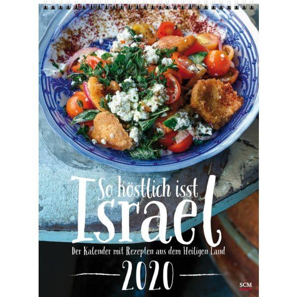 So köstlich isst Israel 2020