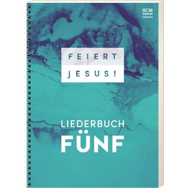Feiert Jesus! 5 Ringbuch-Ausgabe