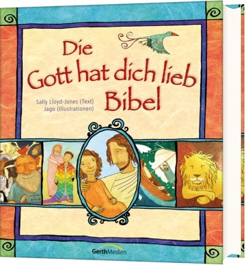 Sally Lloyd-Jones, Die Gott hat dich lieb Bibel
