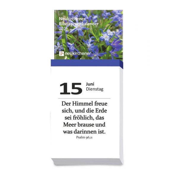 Neukirchener Bibelspruchkalender 2021 Abreißkalender