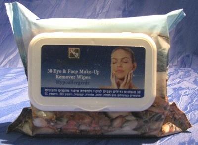Health & Beauty - Augen- und Make-up Tücher - 30 Stück