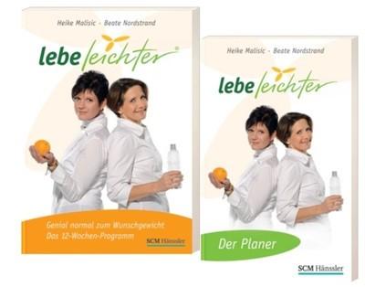 Lebe leichter - Paket (Buch & Planer)