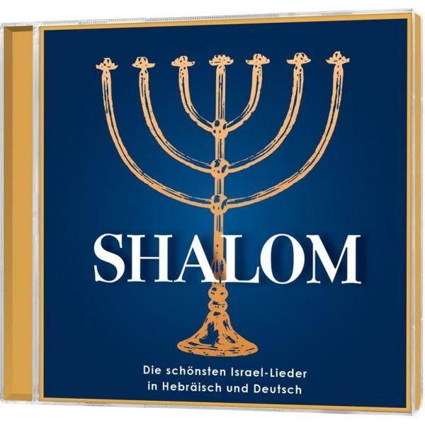 Doppel-CD: Shalom