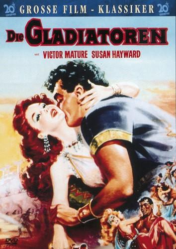 Die Gladiatoren - DVD