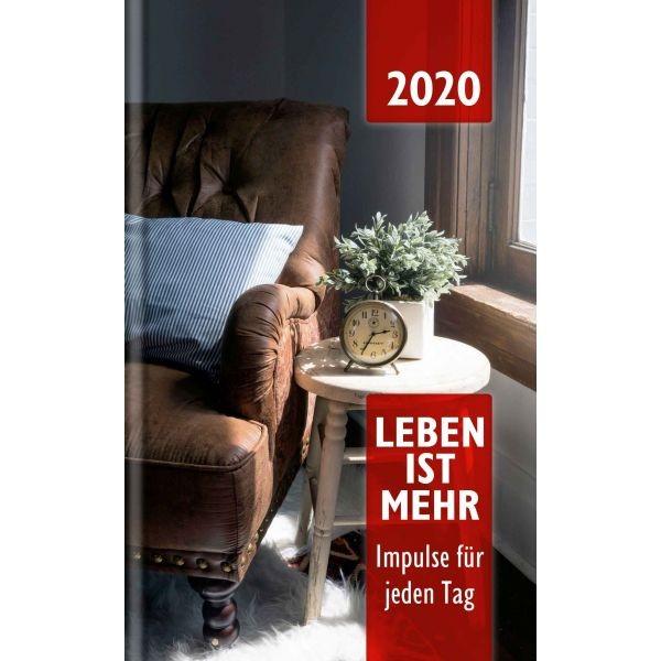 Leben ist mehr 2020 - Buchkalender (Gebunden)
