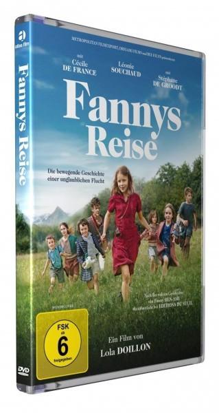 Fannys Reise (DVD)