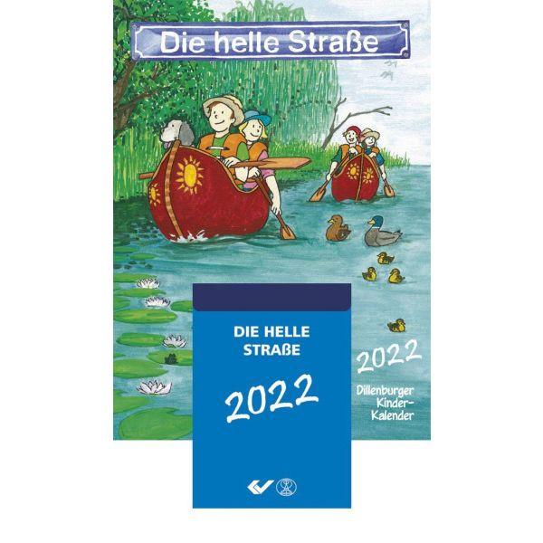 Die Helle Straße 2022 - Abreißkalender