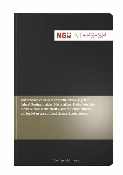 Neue Genfer Übersetzung - NT mit Psalmen und Sprüchen - Mini - Ausgabe