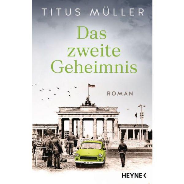 Titus Müller, Das zweite Geheimnis (2)