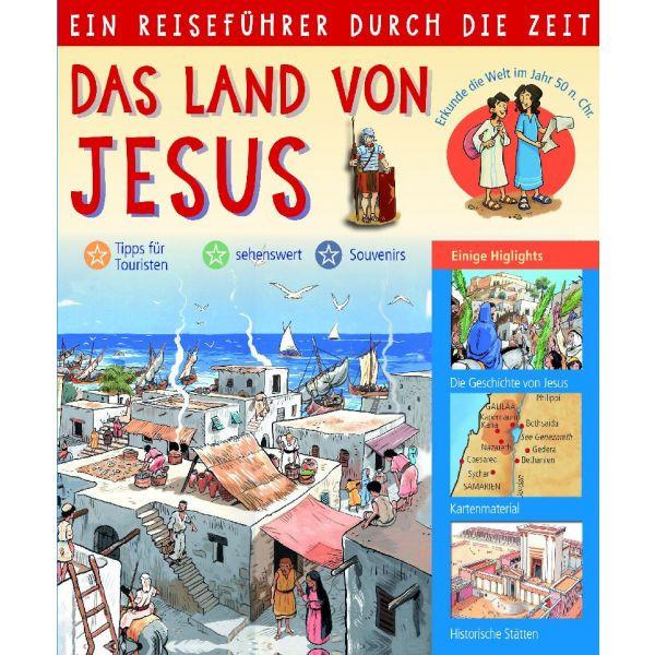 Peter Martin, Das Land von Jesus