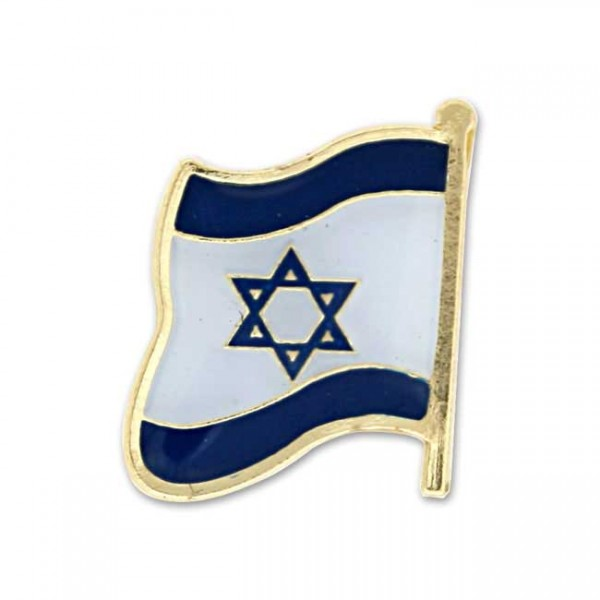 Anstecknadel (Pin) Israel-Flagge