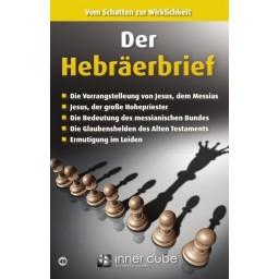 Der Hebräerbrief - Studienfaltkarte No. 40