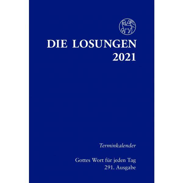 Losungen 2021, Terminkalender