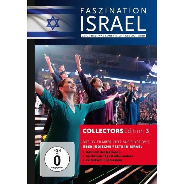 DVD Faszination Israel - Über die Feste in Israel -