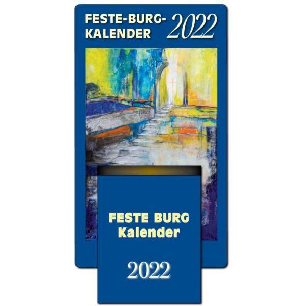 Feste Burg 2022 - Abreißkalender