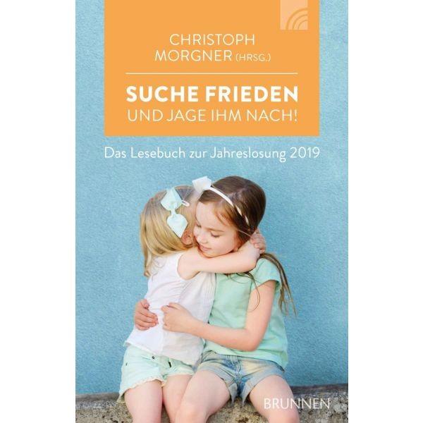 Christoph Morgner, Suche Frieden und jage ihm nach
