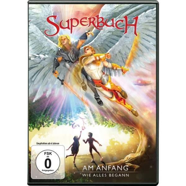 DVD - Superbuch - Am Anfang (1)