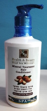 Health & Beauty: Mineral Conditioner angereichert mit Argan-Öl