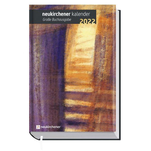 Neukirchener Buchkalender 2022-Großdruck