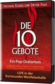 Die 10 Gebote - Ein Pop-Oratorium (DVD)