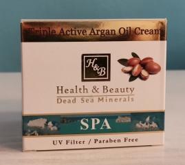 Health & Beauty - Tagescreme mit Argan Oil