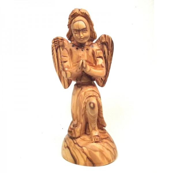 Engel, knieend, 13,5 cm