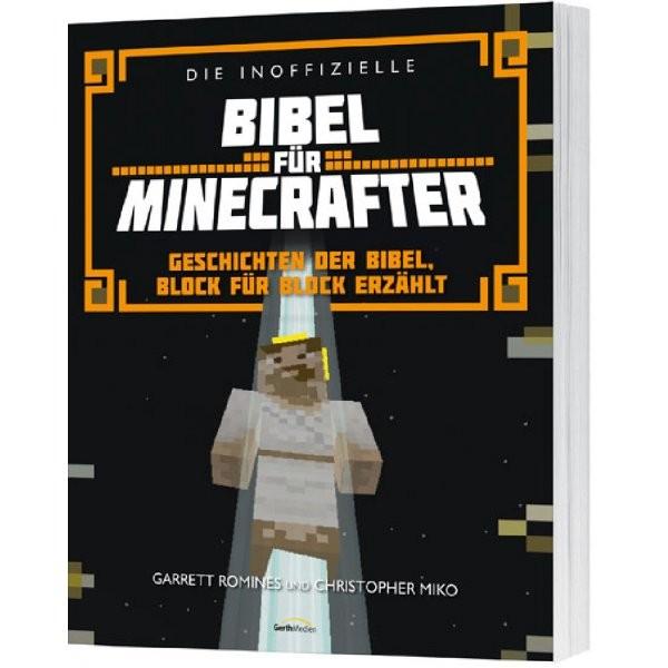 G. Romines & Ch. Miko: Die inoffizielle Bibel für Minecrafter