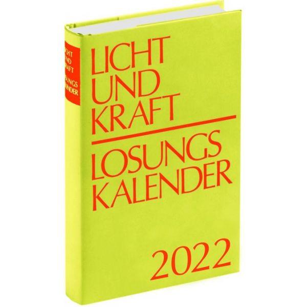 Licht und Kraft 2022, Buchausgabe