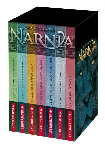 C.S.Lewis, Die Chroniken von Narnia - Gesamtschuber