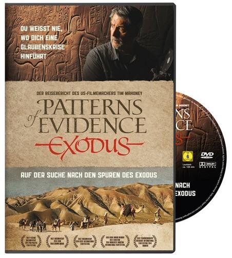 DVD: Patterns Of Evidence - Auf der Suche nach den Spuren des Exodus