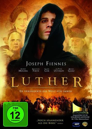 Luther - Er verändete die Welt (DVD)