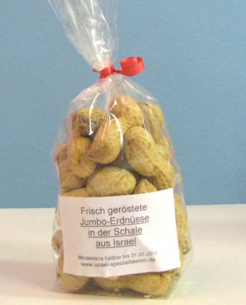 Jumbo-Erdnüsse, geröstet, 100 g
