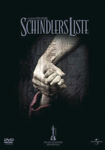 Schindlers Liste - DVD - Restpostenpreis!!!!