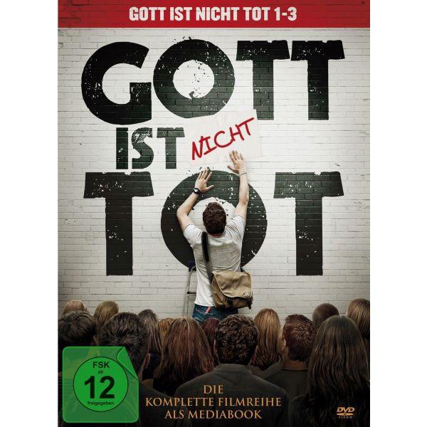 DVD - Gott ist nicht tot ( Set 1-3 )