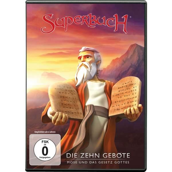DVD - Superbuch - Die Zehn Gebote (5)