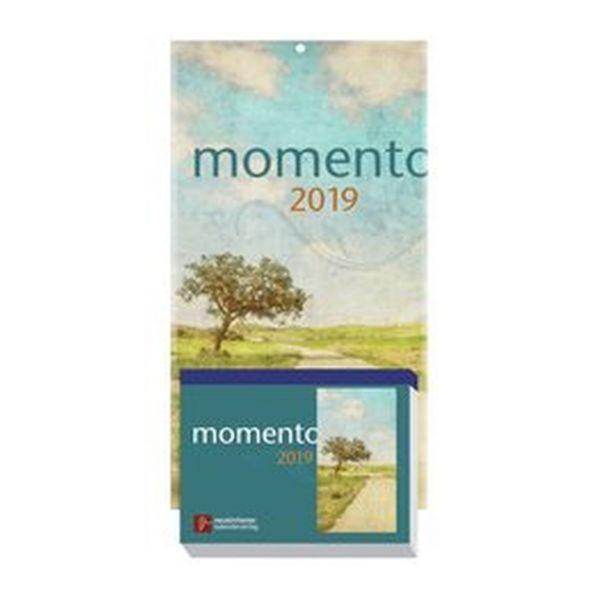 Momento 2019 - Abreißkalender (Konstanzer)