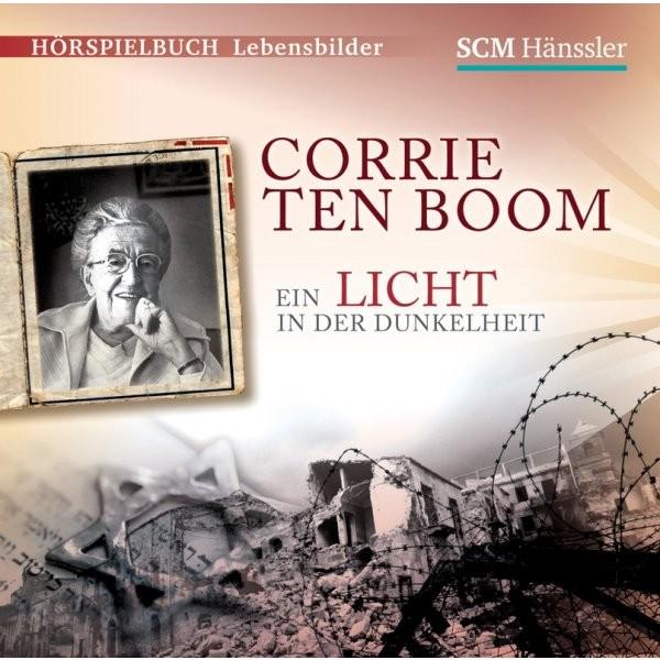 Hörbuch-CD: Ein Licht in der Dunkelheit (Corri ten Boom)