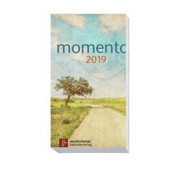 Momento 2019 - Buchkalender (Konstanzer)