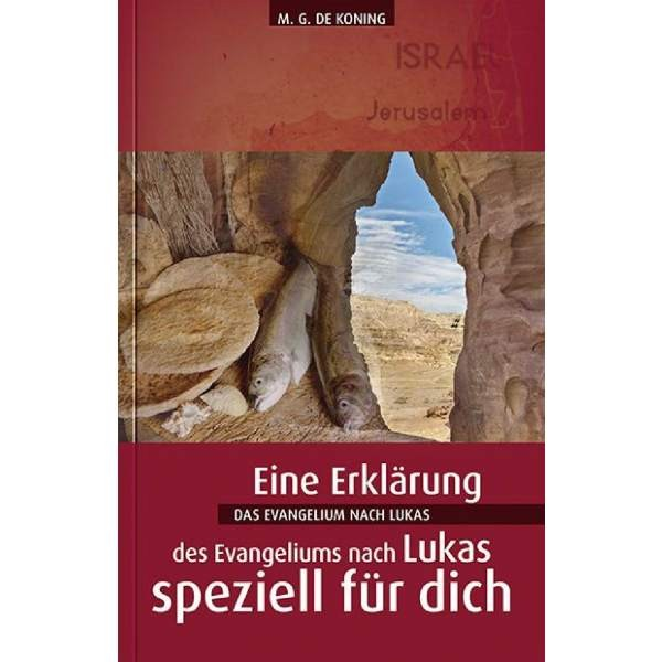 Ger de Konings, Das Evangelium nach Lukas