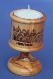 """Teelichtständer """"Jerusalem"""""""