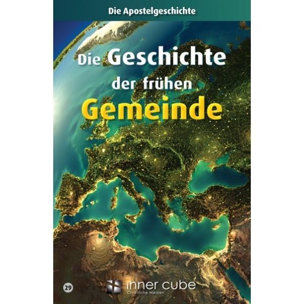 Die Geschichte der frühen Gemeinde - Studienfaltkarte 29