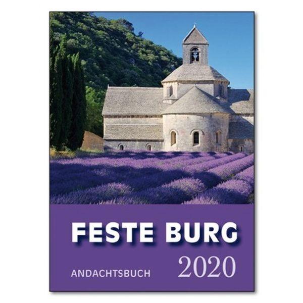 Feste Burg 2020 - Buchkalender